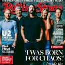David Grohl, Taylor Hawkins - Rolling Stone Magazine Cover [Australia] (December 2014)