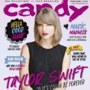 Taylor Swift Candy Philippines Cover February 2015