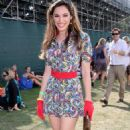 Kelly Brook - Cartier International Polo 2008 At Guards Polo Club In Windsor, England - July 27 2008