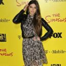 Brittny Gastineau - The Simpsons Treehouse Of Horror And 20 Anniversary Party In Santa Monica - 18.10.2009