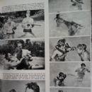 Charlton Heston - Movie Life Magazine Pictorial [United States] (November 1955) - 454 x 605