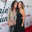 Steven Tyler attends Steven Tyler's Third Annual Grammy Awards Viewing Party to benefit Janies Fund presented by Live Nation at Raleigh Studios on January 26, 2020 in Los Angeles, California - 396 x 600