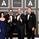 ABC's Coverage Of The 92nd Annual Academy Awards - Press Room