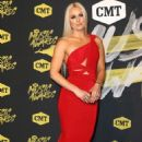 Lindsey Vonn – 2018 CMT Music Awards in Nashville - 454 x 699