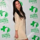 Rhona Mitra - Attends Global Green USA's 14 Annual Millennium Awards On June 12, 2010