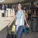 Victoria Justice Jfk Airport In Nyc