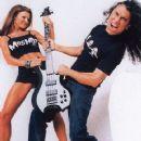 Tom Araya and Sandra Araya - 360 x 480