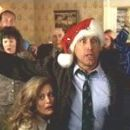 Beverly D'Angelo and Chevy Chase in Christmas Vacation (1989)