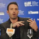 Ben Affleck attends the press conference for 'The Town' during the 35th Toronto Film Festival