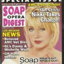 Melody Thomas Scott - Soap Opera Digest Magazine Cover [United States] (27 March 2001)