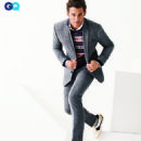 James Marsden - GQ Magazine Pictorial [United States] (October 2016) - 454 x 531