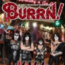 KISS - Burrn! Magazine Cover [Japan] (December 2019)