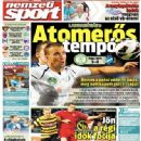 Nemzeti Sport - Nemzeti Sport Magazine Cover [Hungary] (9 August 2014)