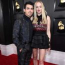Joe Jonas and Sophie Turner – 62nd Annual Grammy Awards in Los Angeles