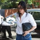 Courtney Cox – Out for Lunch at The Honor Bar in Los Angeles - 454 x 620