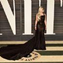 Lady Gaga: Elton John AIDS Foundation Oscars 2015 Viewing Party