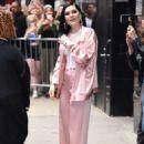 Jessie J at Good Morning America in New York - 454 x 656