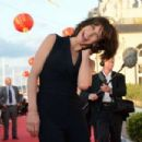 Sophie Marceau Cabourg Film Festival In France