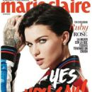 Ruby Rose - Marie Claire Magazine Cover [Mexico] (February 2017)