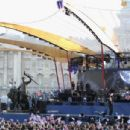 Cheryl Cole: The Diamond Jubilee Concert held at Buckingham Palace in celebration of 60 years of Queen Elizabeth II reign
