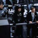 Rick Moranis, George Wyner and Mel Brooks in Spaceballs (1987)