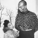 The King And I  On The Broadway Stage co Starring Doretta Morrow