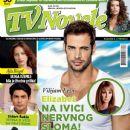 William Levy, Ayça Bingöl - TV Novele Magazine Cover [Serbia] (March 2013)