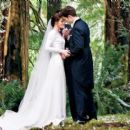 Kristen Stewart wears Carolina Herrera in The Twilight Saga Breaking Dawn Part 1 Wedding