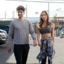 Alexis Ren – Leaving the dance studio in LA - 454 x 681