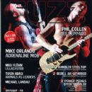 Fuzz Magazine Cover [Sweden] (May 2012)