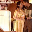 S. Epatha Merkerson as 'Rachel 'Nanny' Crosby' and Terrence Howard as 'Bill Crosby'.