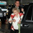 "Betty White Drops By ""The Late Show"""