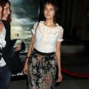 "Isabel Lucas Checks Out ""Waiting For Superman"""