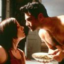 Mary-Louise Parker and Marco Leonardi