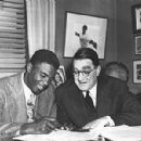Branch signing Jackie Robinson