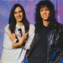 Nuno Bettencourt and Gary Cherone