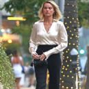 Margot Robbie out in Beverly Hills
