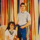 Brad Pitt and Sara Hart - 454 x 733