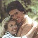 Patrick Duffy and Carlyn Rosser