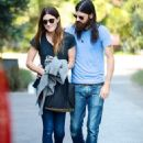 Jennifer Carpenter and Seth Avett - 454 x 583