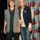 Cody Linley and Brie Larson - 364 x 468