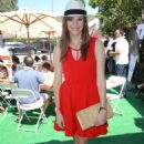Danielle Panabaker Crab Cake La In Los Angeles