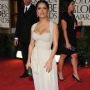 Salma Hayek - 66th Annual Golden Globe Awards, 11/01/09