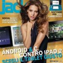 Lyndsy Fonseca - Jack Magazine Cover [Italy] (April 2011)