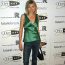 """Sarah Chalke - 10 September Of 2003, At The """"Rock The Forest"""""""