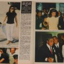 Jacqueline Kennedy - Hola! Magazine Pictorial [Spain] (2 November 1968) - 454 x 287