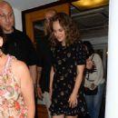 Natalie Portman at Tetou restaurant in Cannes - 454 x 704