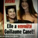 Carla Bruni and Guillaume Canet - 454 x 255