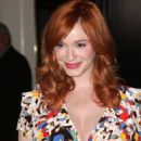 Christina Hendricks Stands By Her Devilish Man