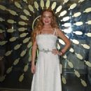 Lindsay Lohan The Magnum Pleasure Store Launch In London